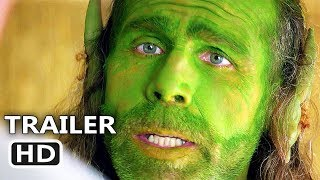 AVENGERS OF JUSTICE Official Trailer (2019) Shawn Michaels, Amy ...