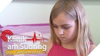 Josepha (9) rastet aus! Was ist mit ihr los? | Klinik am Südring - Die Familienhelfer | SAT.1 TV