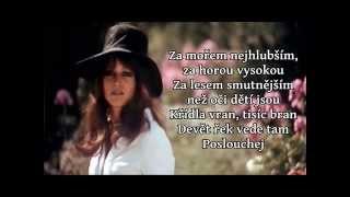 Marta Kubišová-Ring-O-Ding (text)