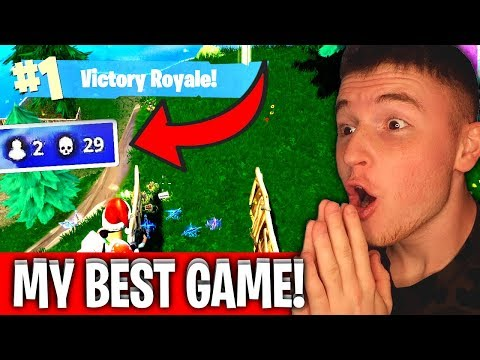 Infinite Lists Has His BEST GAME ON FORTNITE!