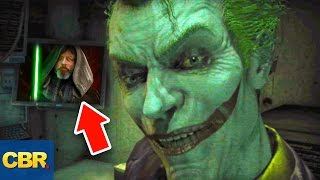 10 Famous Actors Hidden in Popular Video Games