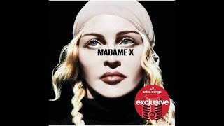 Baixar 07 Madonna - Crave (feat. Swae Lee) from Madame X - Deluxe