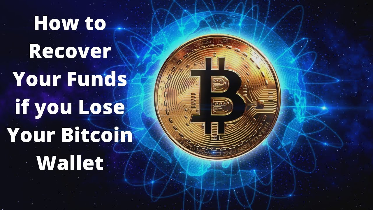 bitcoin hard disk lost