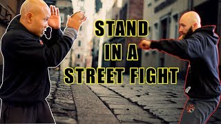 How to stand in a street fight | Street Fight