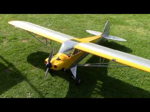 RC flying - Pilot Dave Wood