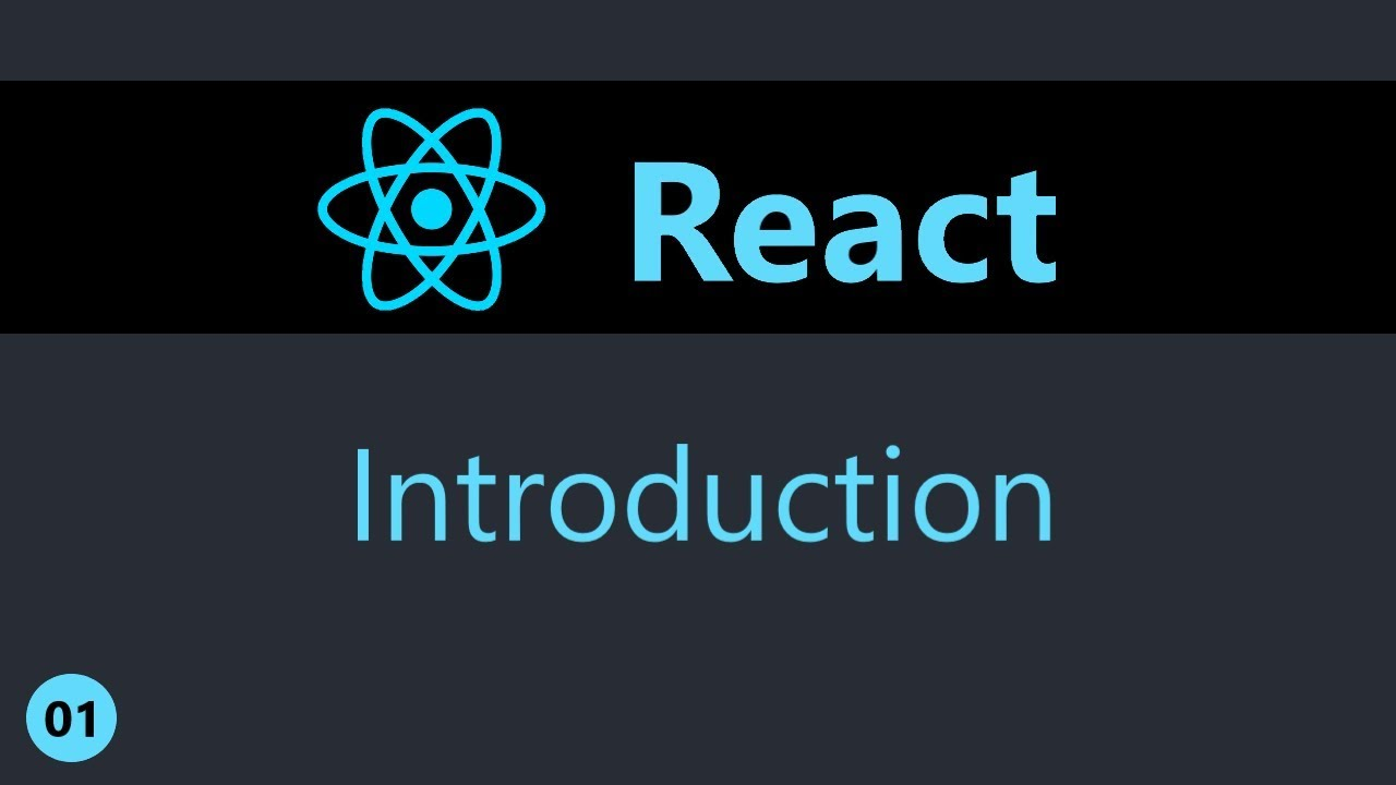 ReactJS Tutorial - 1 - Introduction
