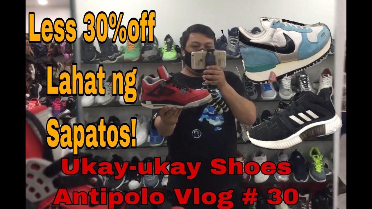 Ukay ukay Shoes Vlog # 30 J&A Bluemountain Marcos Highway Antipolo