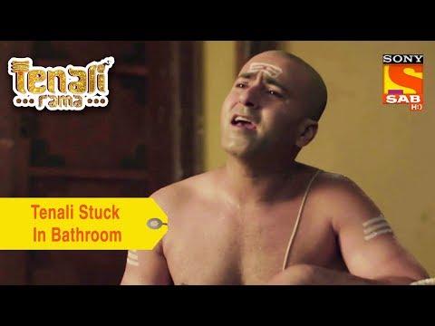 Your Favorite Character   Tenali Stuck In Bathroom   Tenali Rama
