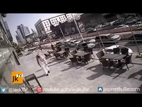 Top 10 CCTV Footage for September 2015 #004