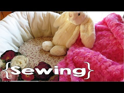 How To Sew Moses Basket Sheets