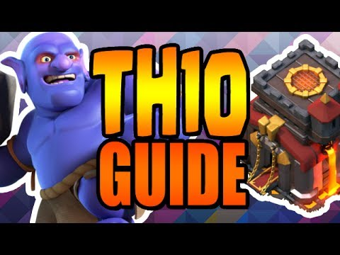 ULTIMATE TH10 Upgrade Guide & Lab Guide JULY 2017 Clash of Clans