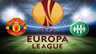 Манчестер Юнайтед 3:0 Сент-Этьен | Лига Европы 2016/17 | 1/16 финала | Обзор матча 16.02.2017 [HD0