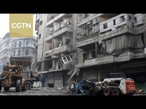 Russia asks UN Security Council to endorse Syria peace plan