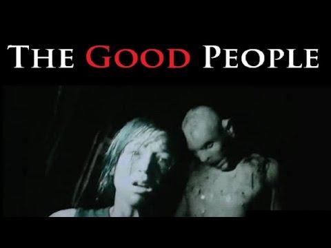 CREEPYPASTA | The Good People