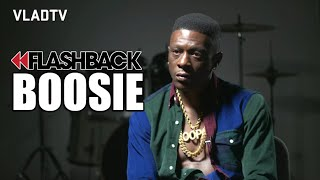 Boosie Disagrees with Lord Jamar on Eminem Being a Guest (Flashback)