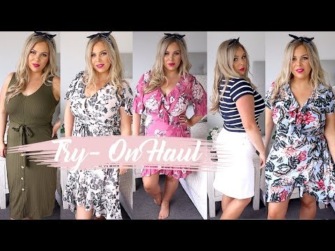 Australian Summer Try-On Clothing Haul! Dotti, Myer, Valleygirl & Temt