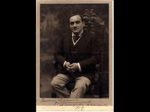 Enrico Caruso - La Campana Di San Giusto (Arona)