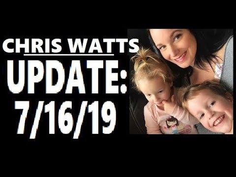 Chris Watts Update - New Girlfriend & Mommy 7-16-19
