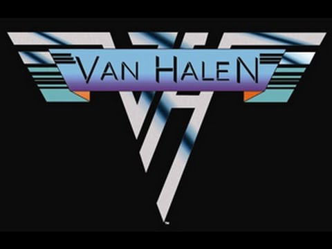 Van Halen  5150 Lyrics on screen