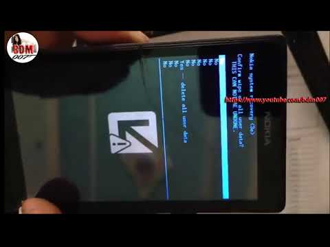How To Hare Reset Nokia RM 980 | Nokia X Dual SIM (RM-980) Pattern Unlock By Hard Reset