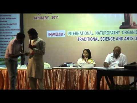 Cancer & Nature Cure Part 2 of 2 - A talk in Tamizh by Shakthivijayan