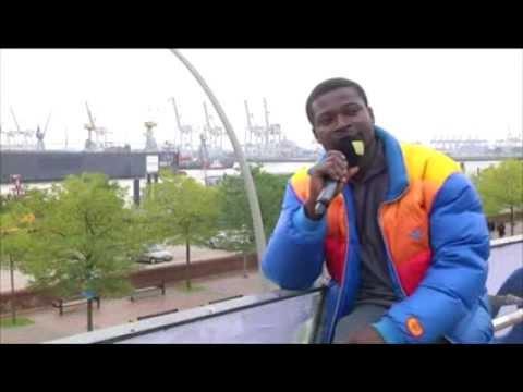 "TIDE TV - Lampedusa Flüchtlinge grüßen Ihre Familien - ""Hamburg immer anders!"""