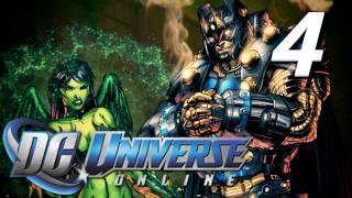 DC Universe Online - Klasy i Liga
