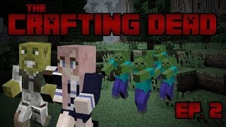 Zombie Survival 101 | The Crafting Dead | Ep. 2