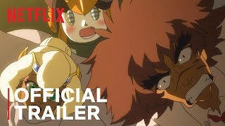 Cannon Busters | Official Trailer | Netflix