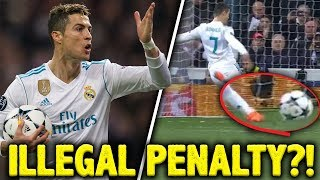 Did Cristiano Ronaldo CHEAT In Real Madrid's Victory Over PSG?! | #UCLReview