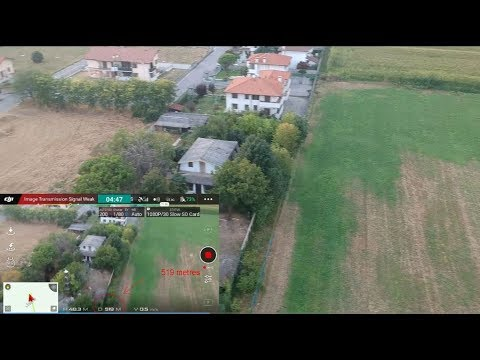 dji spark ueor ce limit free go over 500 metres limit with 5.8 ghz wify
