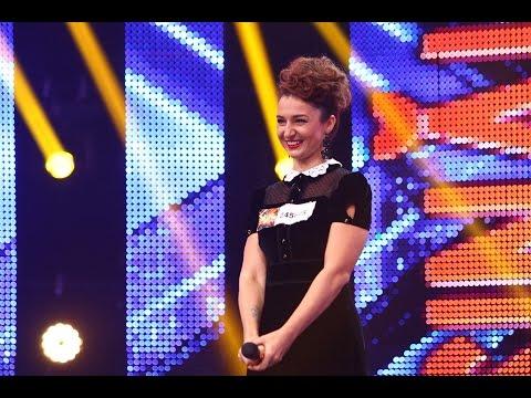 Edith Piaf - Padam Padam. Vezi interpretarea Danei Marchitan, la X Factor!