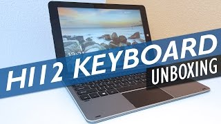 Chuwi Hi12 Keyboard (V2 Metal) Unboxing And Hands-On