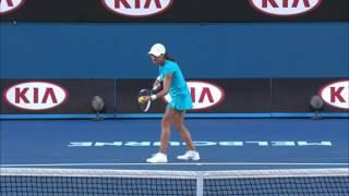 Monica Niculescu v Elizaveta Kulichkova highlights (2R) | Australian Open 2016
