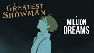 Download Lagu APH AMV: A Million Dreams (from The Greatest Showman) Mp3