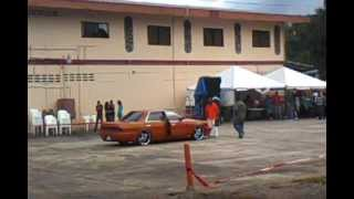 Carshow in Penal Rock Road 1080p HD
