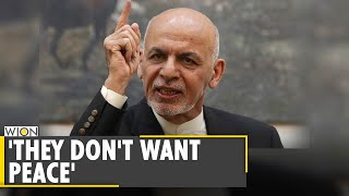 'Taliban has no intention for peace', slams Afghan Prez Ashraf Ghani | Rocket attacks