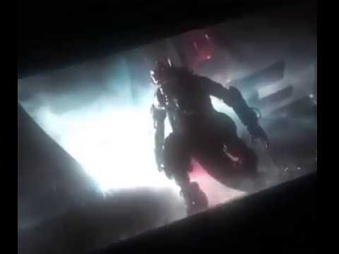 Ready Player One - Mechagodzilla Footage (SPOILERS)