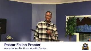 How Much Are You Worth. - Pastor Kenya Procter