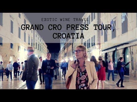 Croatian Wine - The Grand Cro Press Tour: Ep 363