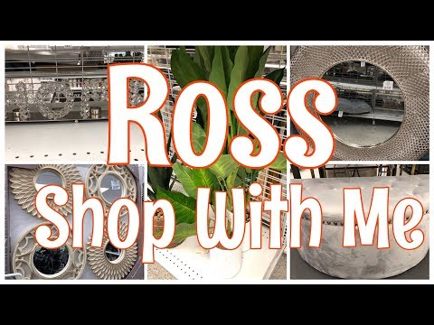 ROSS | SHOP WITH ME | BUDGET HOME DECOR