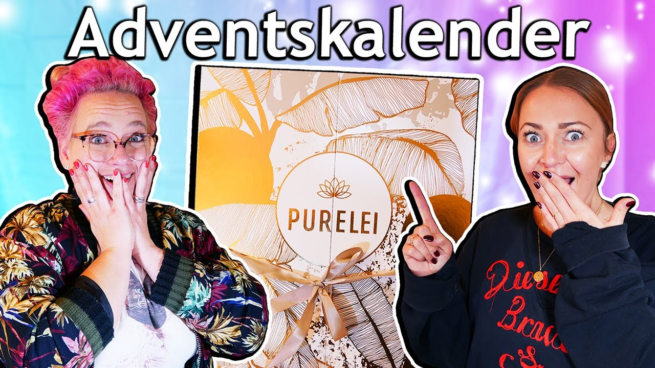 PURELEI ADVENTSKALENDER 2020 | WOW!!! - Mega Unboxing