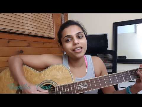 Malayalam Guitar Song - Ente Kannil - Finger Picking in 2 mins - from Bangalore Days