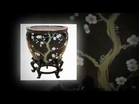 Oriental Fish Bowls