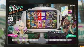 Splatoon 2 - Global Splatfest Announcement (Dec. 7th) - SSBU Heroes VS. Villains