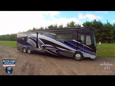 2017 Entegra Coach Anthem Luxury Motor Home and #1 EC Dealer