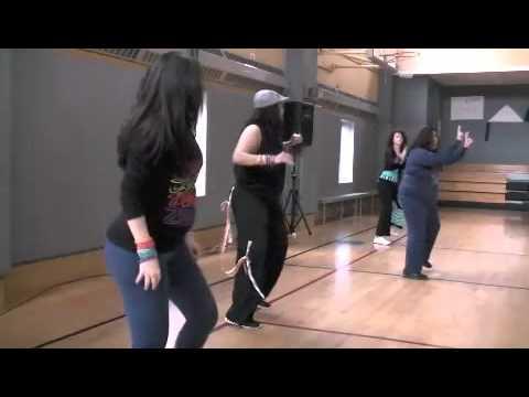Zumba Fitness - I Gotta Feeling WARMUP