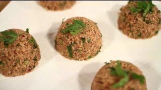 سلطة البرغل - مطبخ منال العالم رمضان 2013