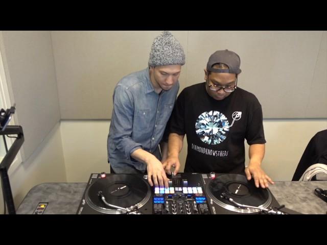 DJ Bonics and Dj Royale - Provide the Wave