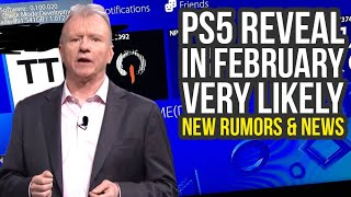 PlayStation 5 Reveal Very Likely In February, PS5 UI Leaked & More! (PS5 News)